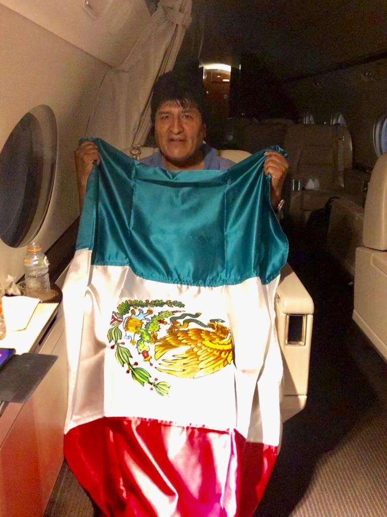 Evo Morales presidente Bolivia.
