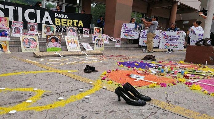 En aumento el asesinato de mujeres en el país.