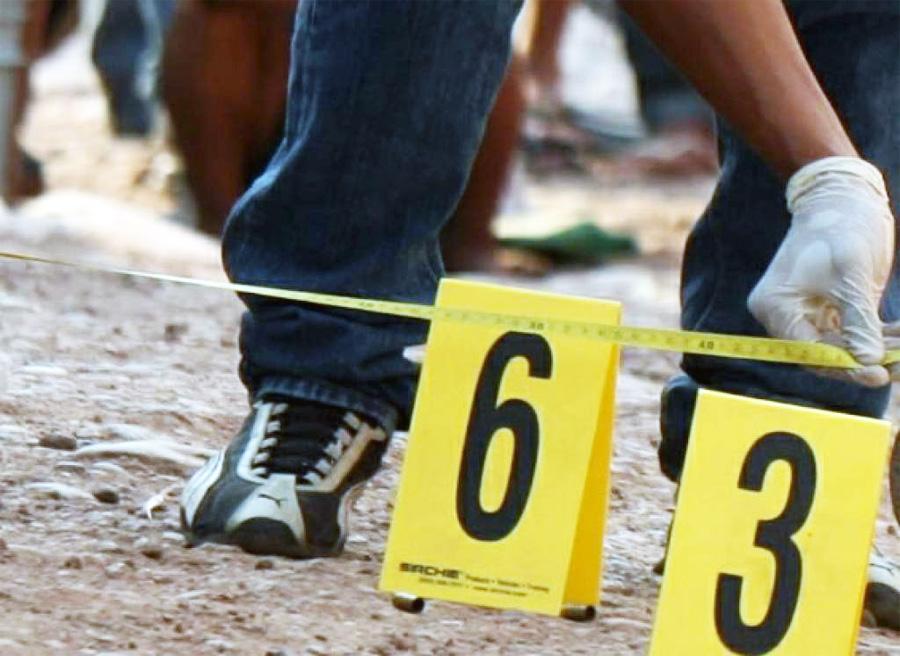 En comparación con 2018 doscientos homicidios más se han reportado este año
