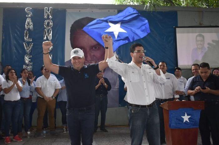 Corriente Salvemos Honduras.