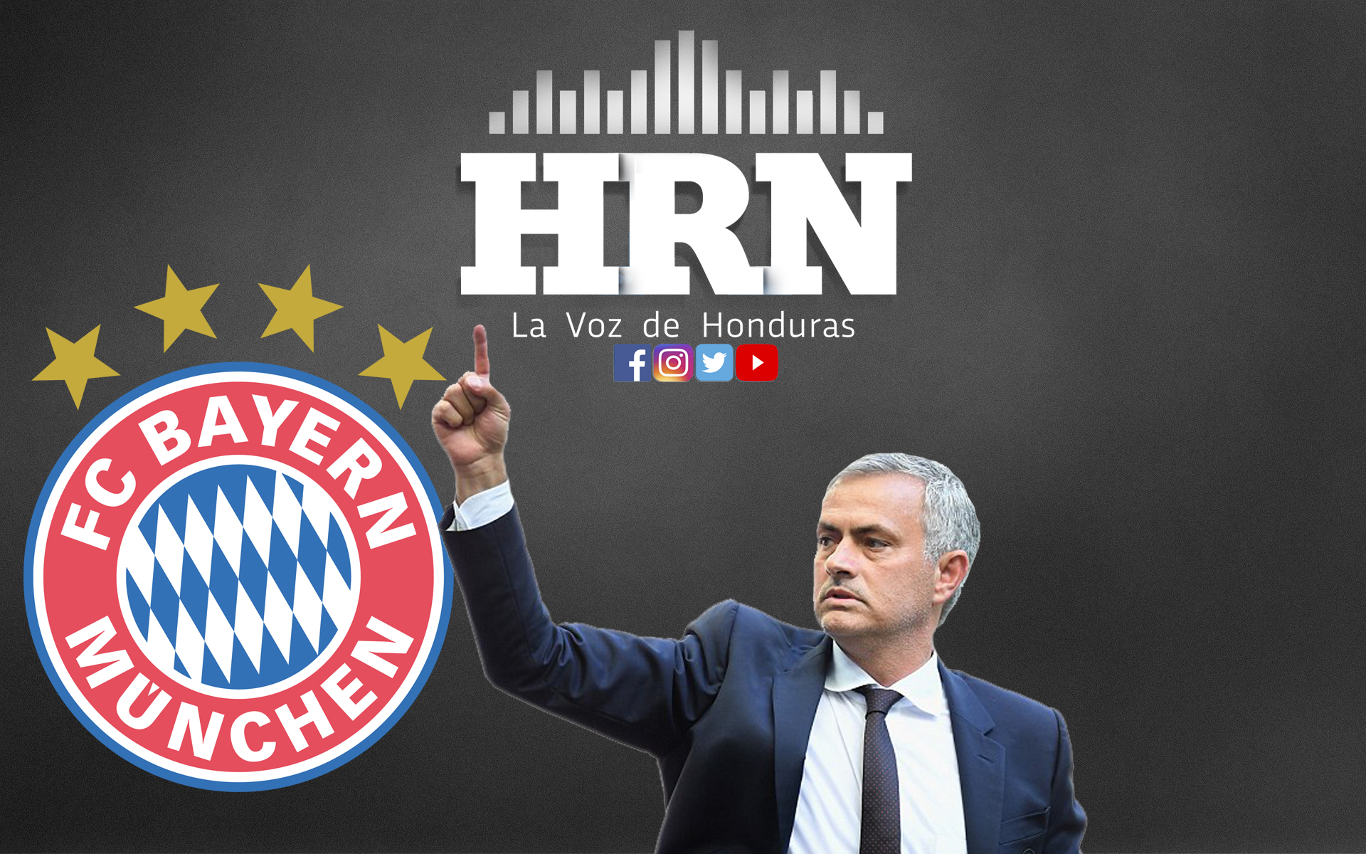 Según nuevas informaciones Mourinho llegaría al Bayern