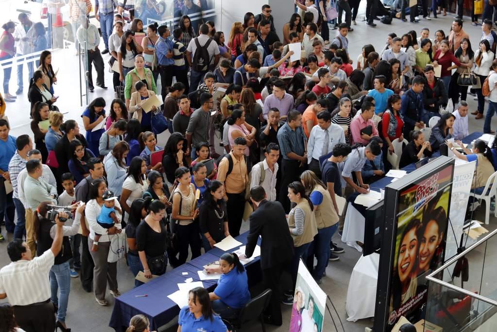 Desempleo Honduras.