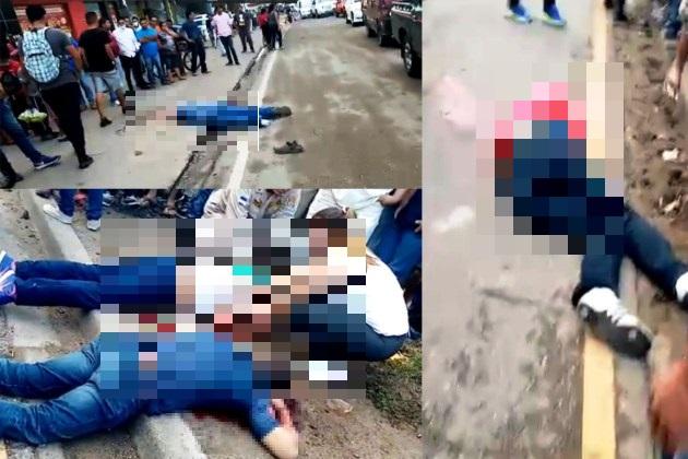 Masacres Honduras.