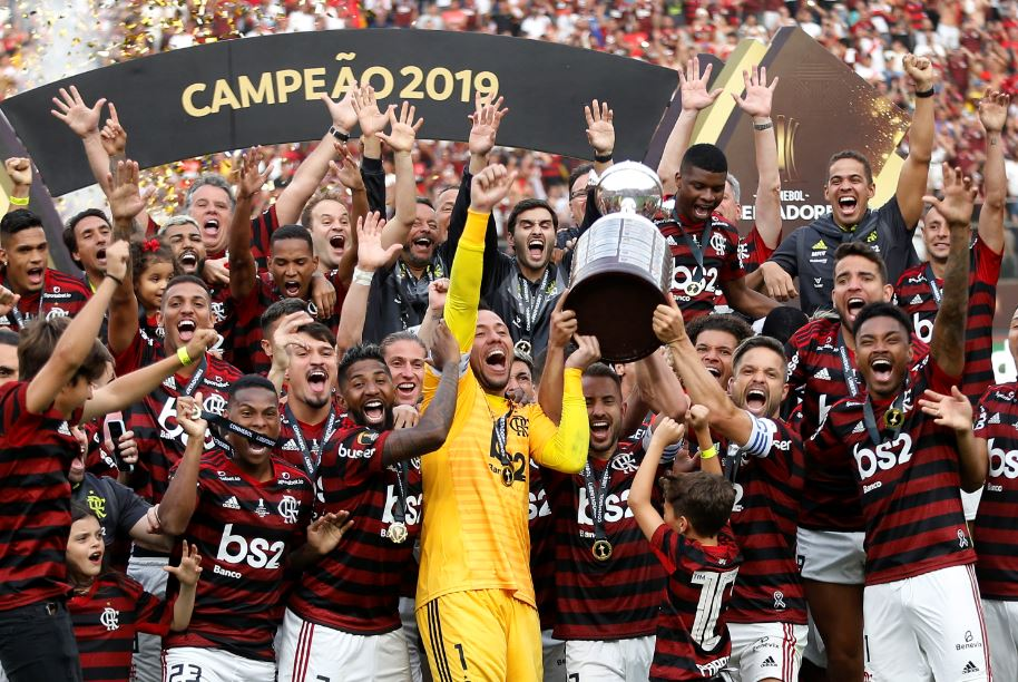 Flamengo vence en remontada a River por 2-1 y logra su segunda Libertadores