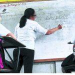 Retorno seguro a clases en Honduras.