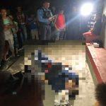 tiroteo en San Pedro Sula