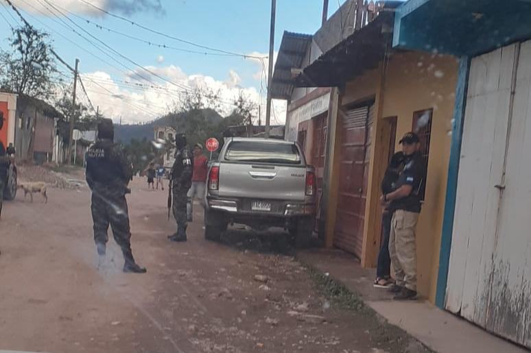 Detienen al exalcalde de La Unión, Olancho, por supuesta sustracción de documentos públicos