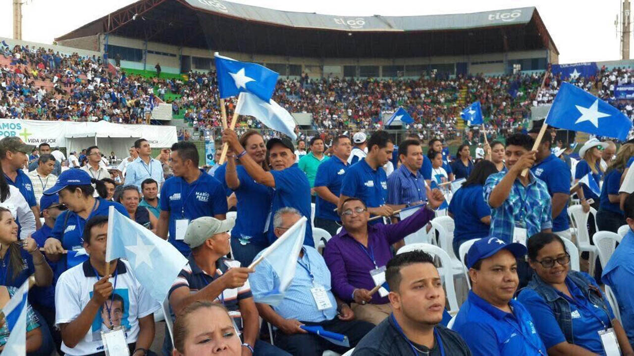 Convención Partido Nacional