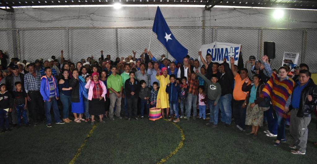 """Ricardo Álvarez dice a los incrédulos, """"si se puede avanzar con el movimiento, Salvemos Honduras"""""""
