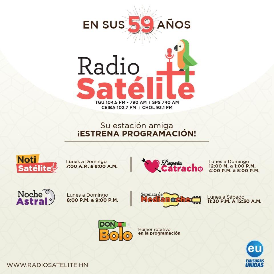Aniversario Radio Satélite