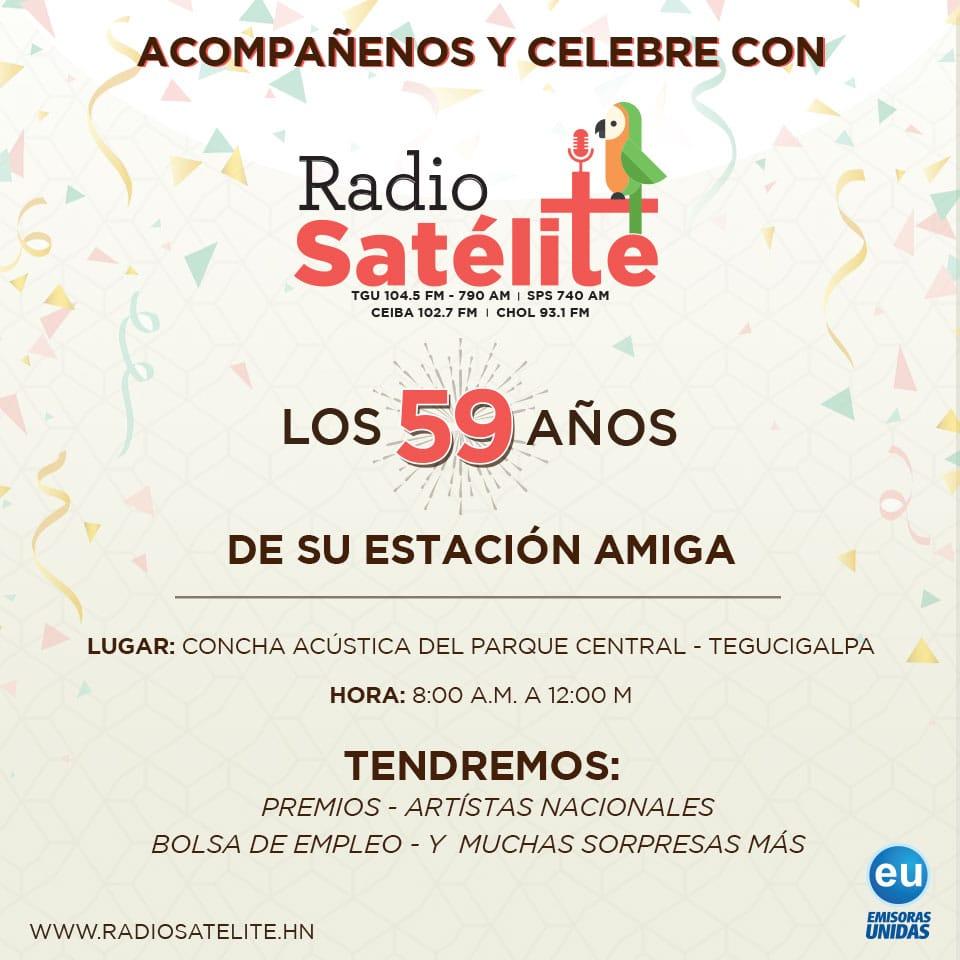 Aniversario de Radio Satélite