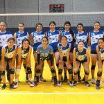 Campeonas catrachas de voleibol defenderán su titulo en Costa Rica