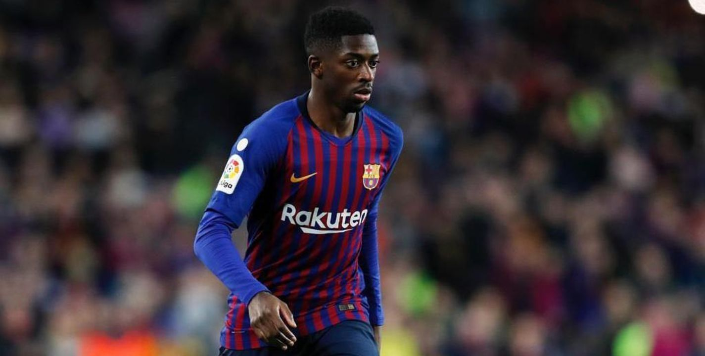 El Barça pierde a Dembélé