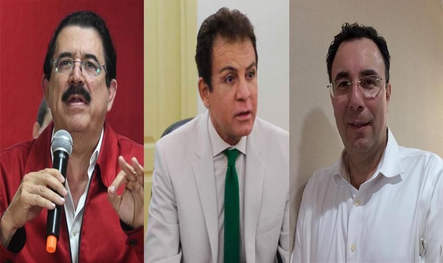 "Zelaya ""Por diferencias políticas coalición solo coincide en realizar paro nacional para sacar al presidente Hernández"""
