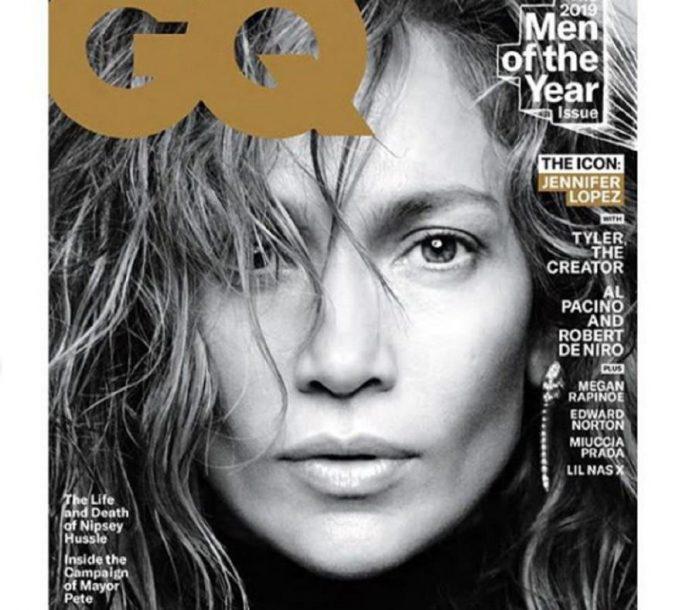 Jennifer López es el icono del año de la revista GQ