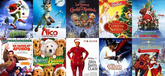 Ver películas de Navidad en el año es bueno para la salud