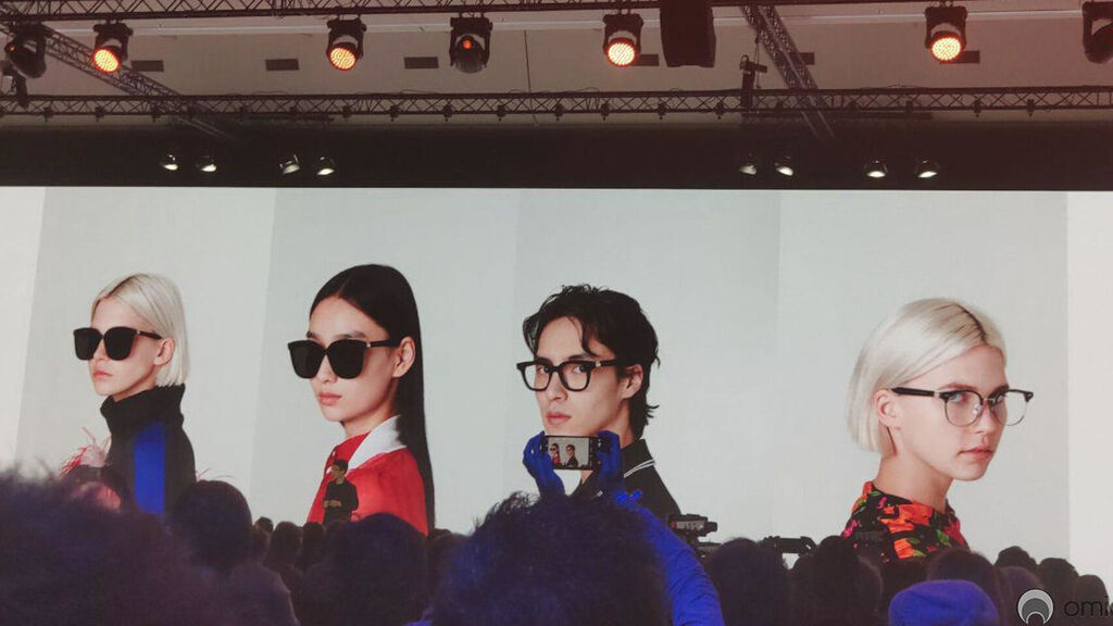 Los nuevos lentes inteligentes de Huawei para Navidad