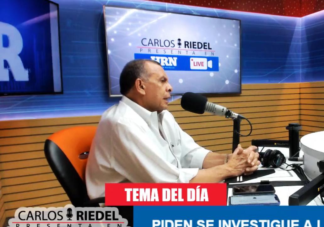 """Lobo: La oposición tiene los votos para investigar a los mencionados en el juicio de """"Tony"""" Hernández"""