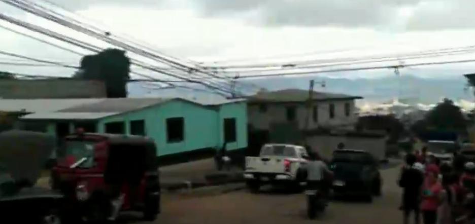 Joven de 19 años se suicida en Tegucigalpa