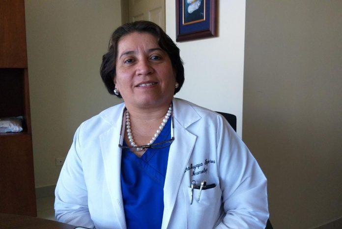 Suyapa Figueroa presidenta CMH.