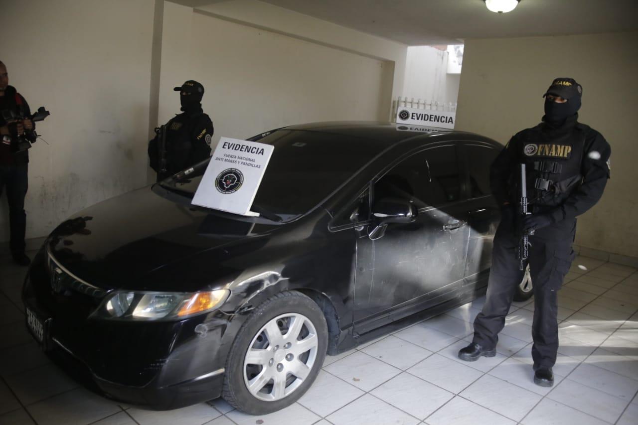 """Caen en Tegucigalpa """"La Furiosa"""" y  el """"Bruchi"""" presuntos integrantes de la Pandilla 18"""