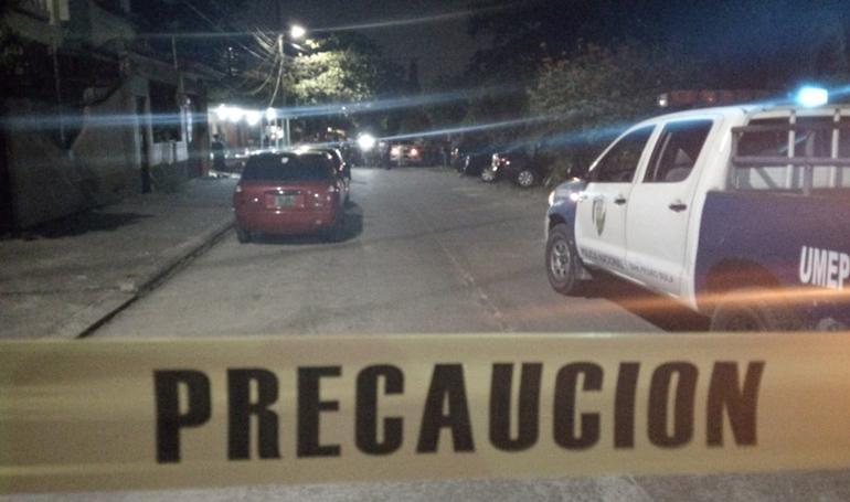 Tres muertos y dos heridos deja balacera en Puerto Cortés