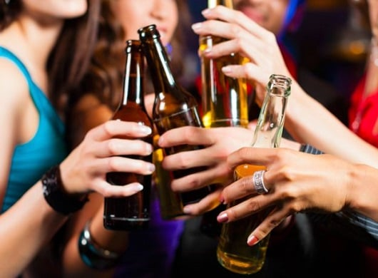 Consumo de alcohol en Honduras.