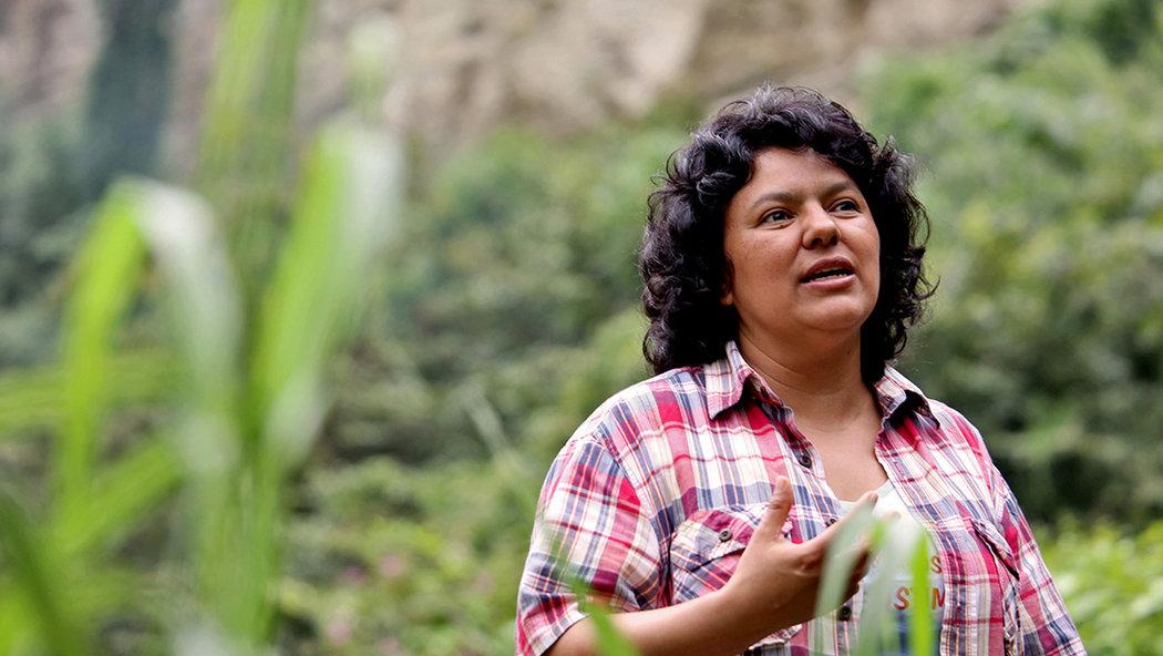 Entre 30 a 50 años de cárcel son condenados implicados en asesinato de Bertha Cáceres