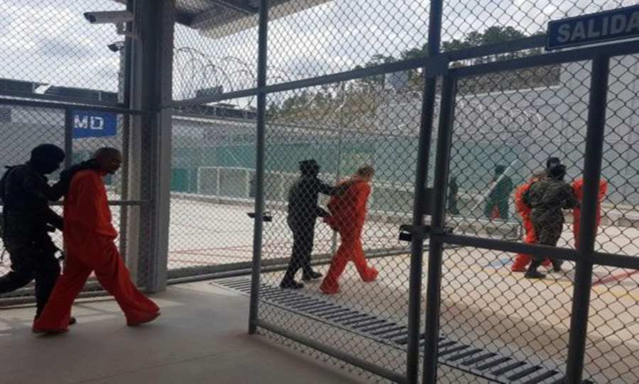 Crímenes en cárceles de Honduras.