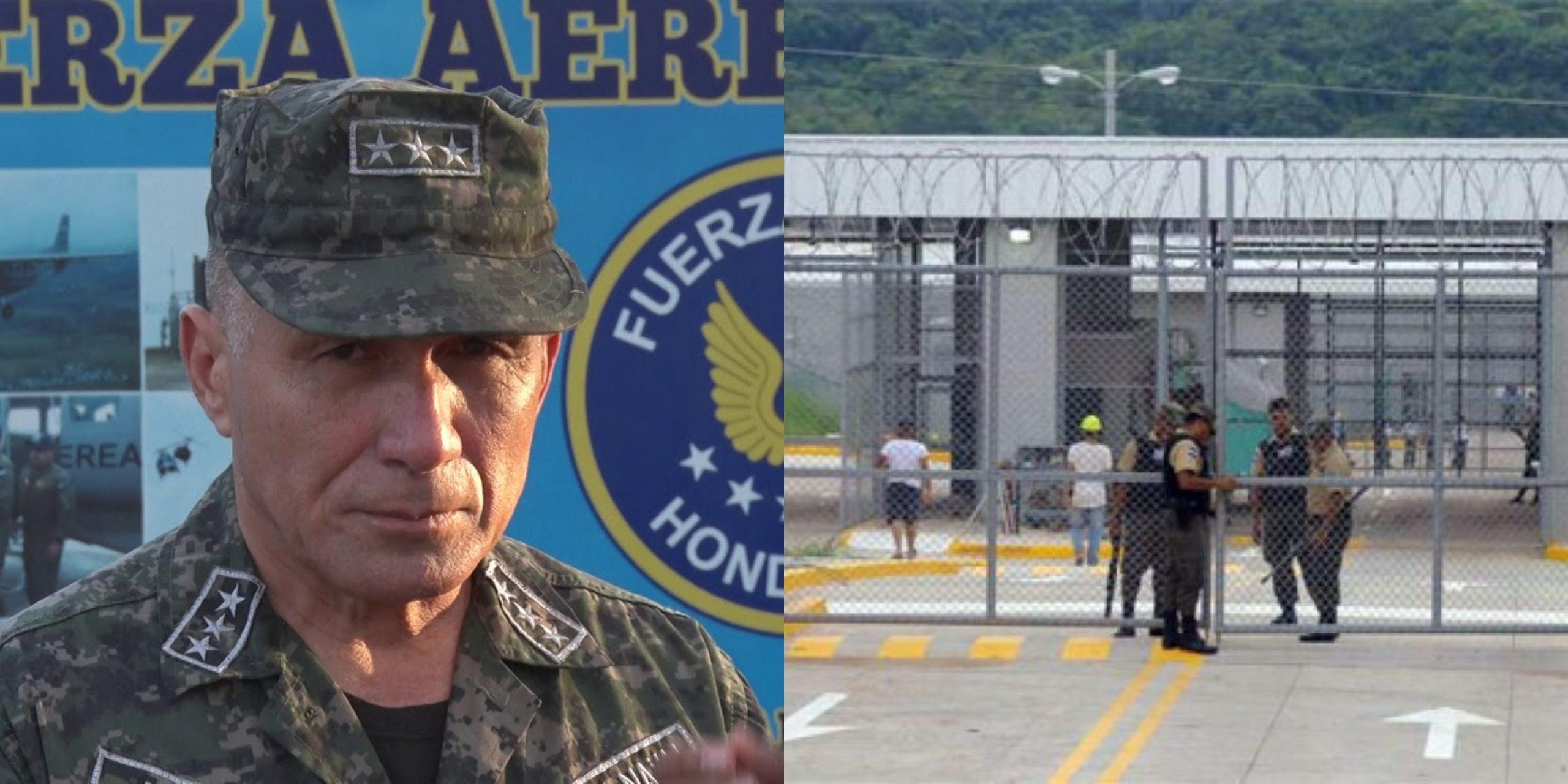 Carceles de Honduras