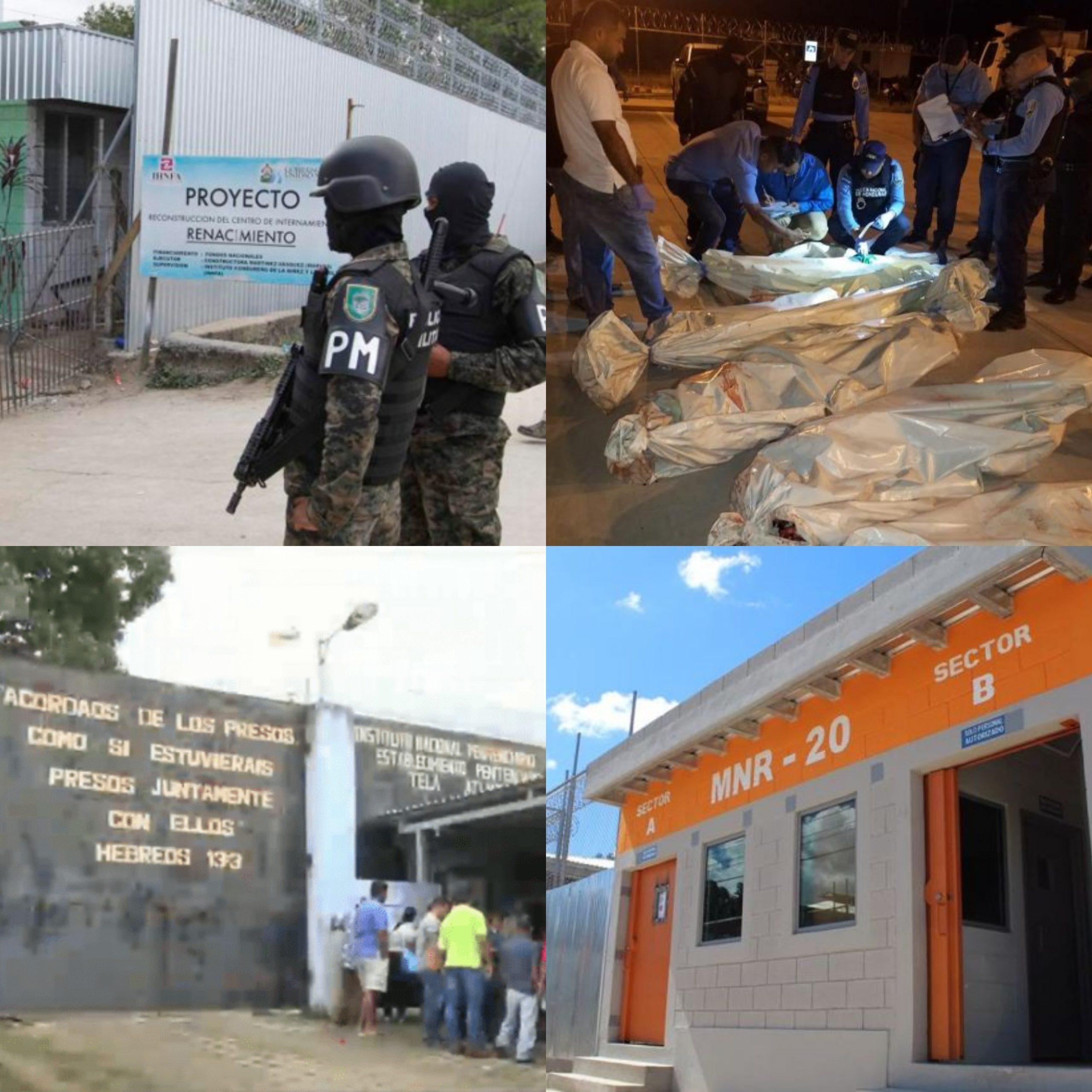 Cárceles Honduras