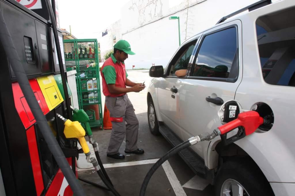 Estos son los precios de los combustibles a partir de hoy