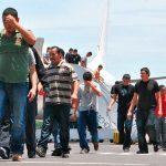 Deportados Honduras