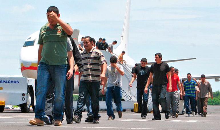 Honduras se encuentra a las puertas de una nueva cifra récord en materia migratoria
