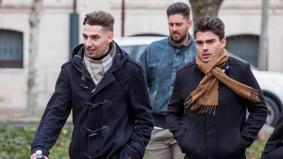 Tres ex futbolistas españoles fueron condenados a 38 años de cárcel por violar a una menor