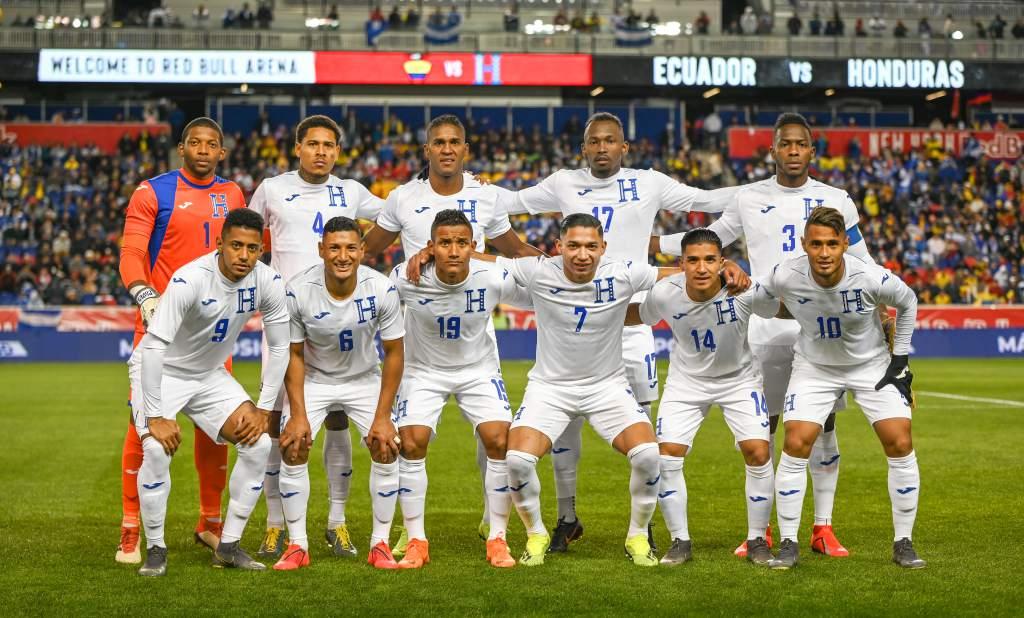 Honduras ranking FIFA