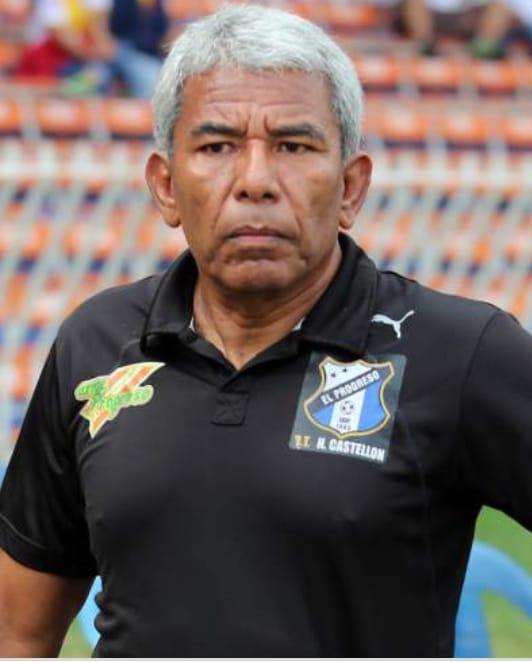 Héctor Castellón vuelve al Honduras Progreso
