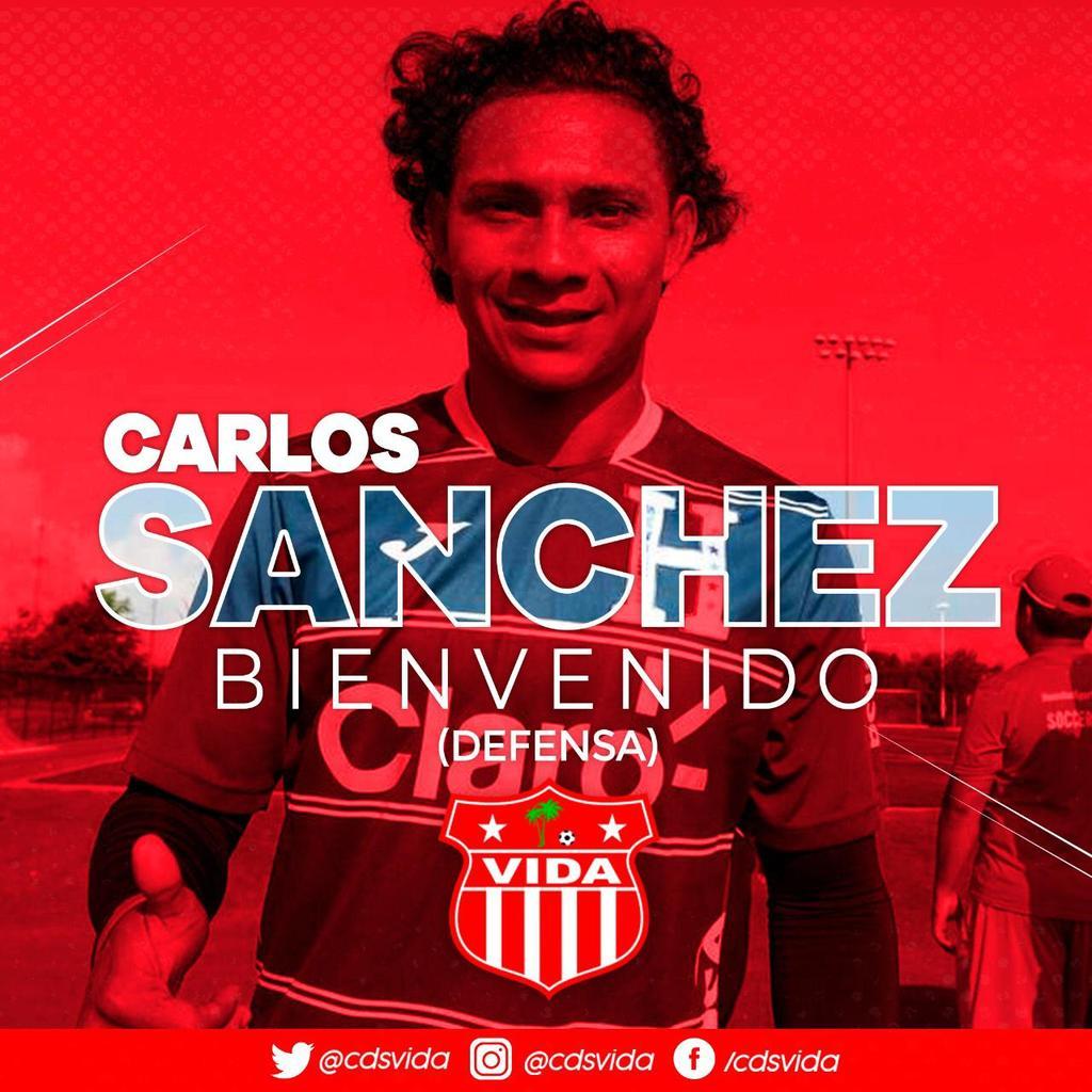 Vida trae a Carlos Sánchez para el Clausura 2019-2020
