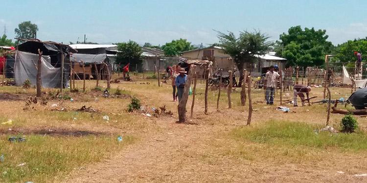 Inversiones millonarias en riesgo ante invasiones en la zona sur de Honduras