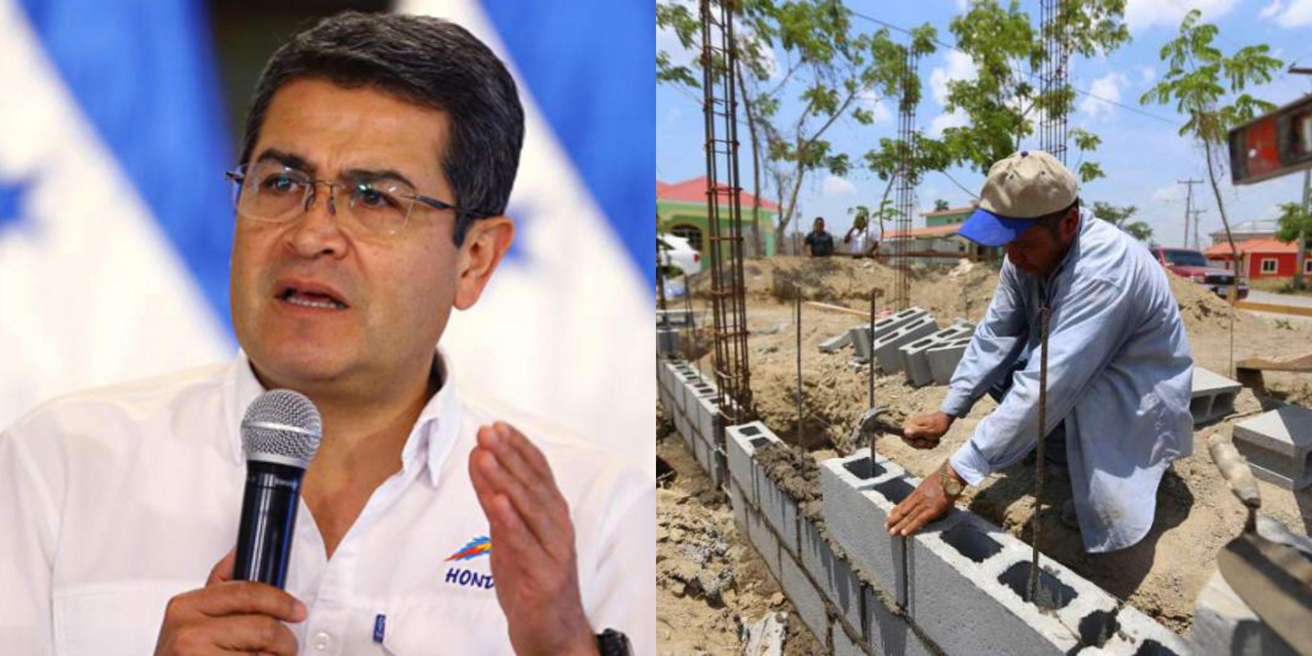 JOH anuncia la construcción de un nuevo hospital en Tegucigalpa