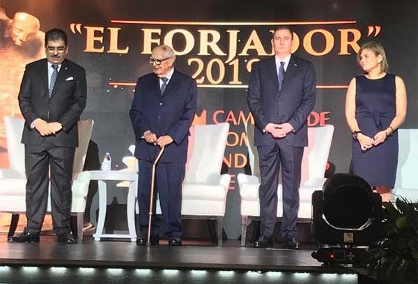 El banquero Jorge Bueso Arias, lamentó no haber sido presidente, sino hubiera dejado un legado de honestidad