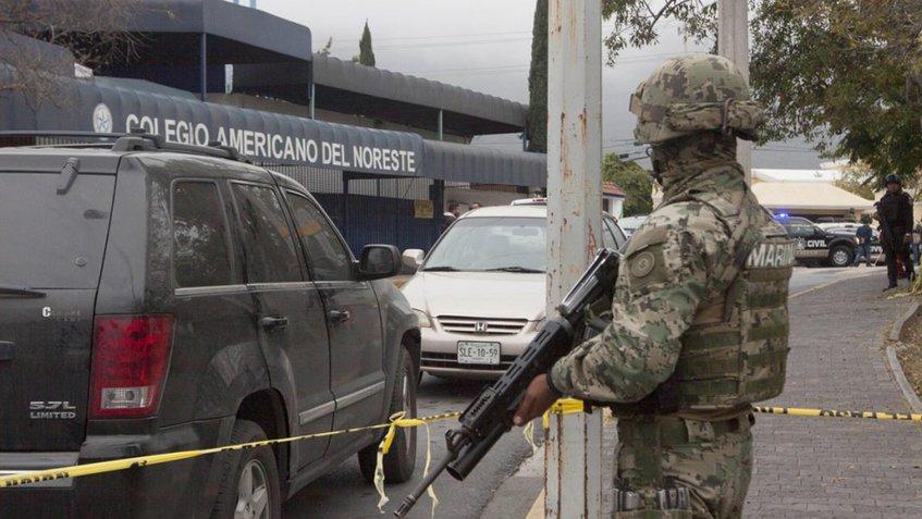 Suman 23 los muertos tras tiroteos entre policías y narcos en norte de México