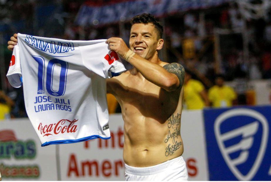 Olimpia jugará amistoso internacional en San Pedro Sula en diciembre