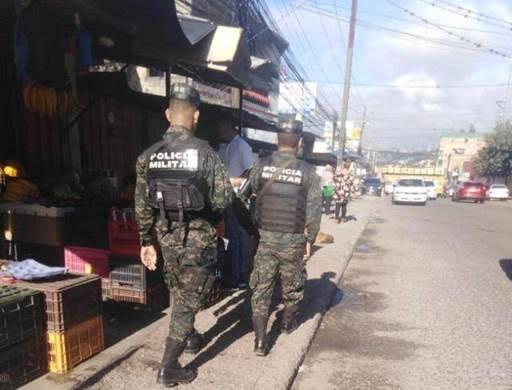 Más de treinta mil efectivos brindan seguridad a hondureños en época navideña