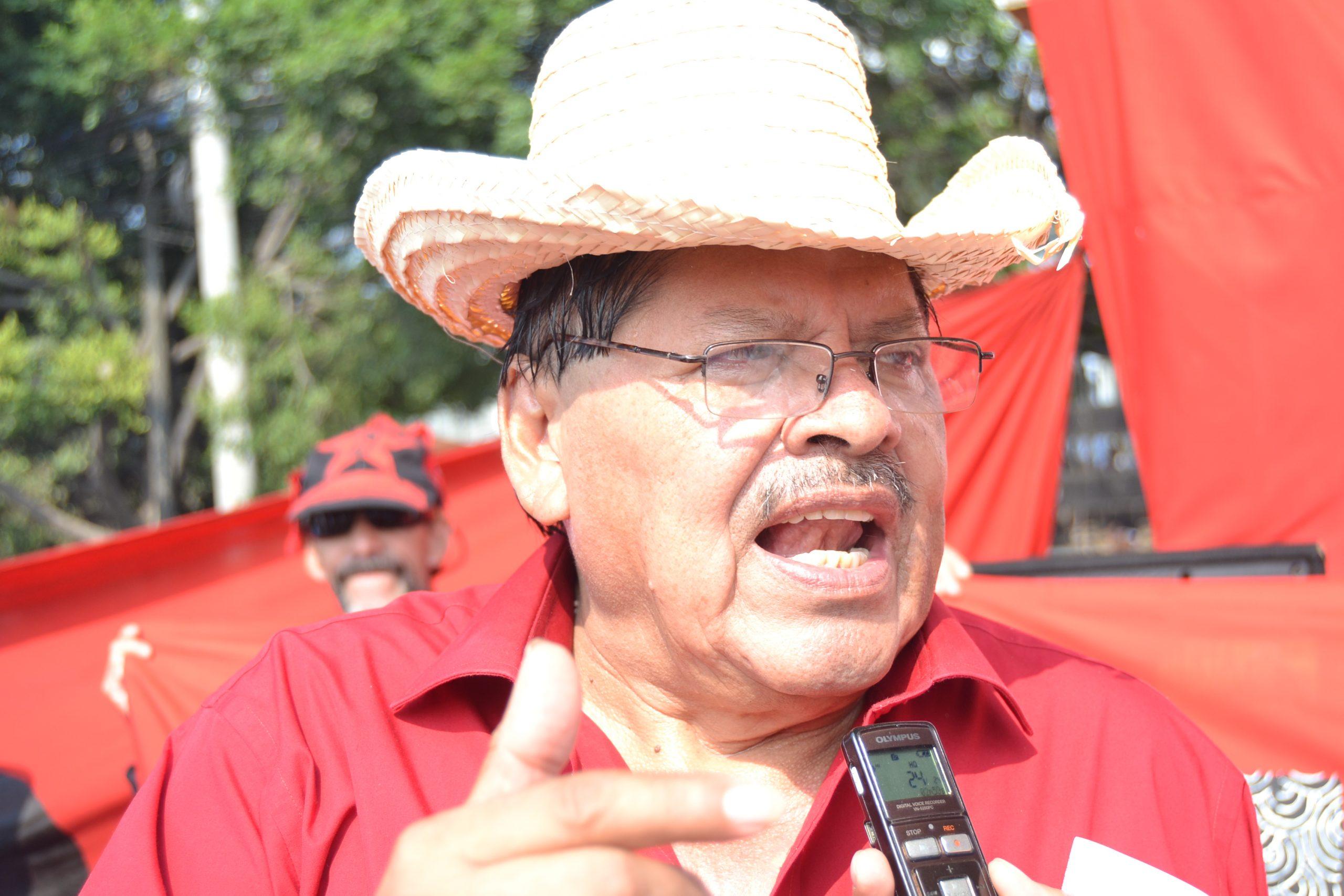 Rafael Alegría.