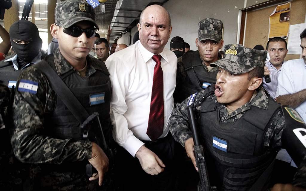Emiten nueva orden de captura contra el exalcalde de San Pedro Sula, Rodolfo Sunseri