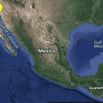 Sismo Baja California