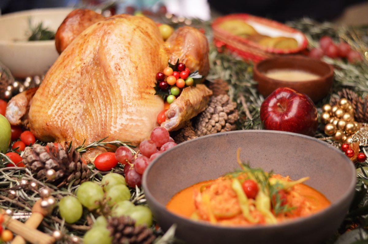 Disfruta de esta navidad, sin afanarse con 5 consejos para comer bien
