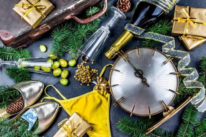 Estas son algunas tradiciones de fin de año ¡Debes practicar al menos una!