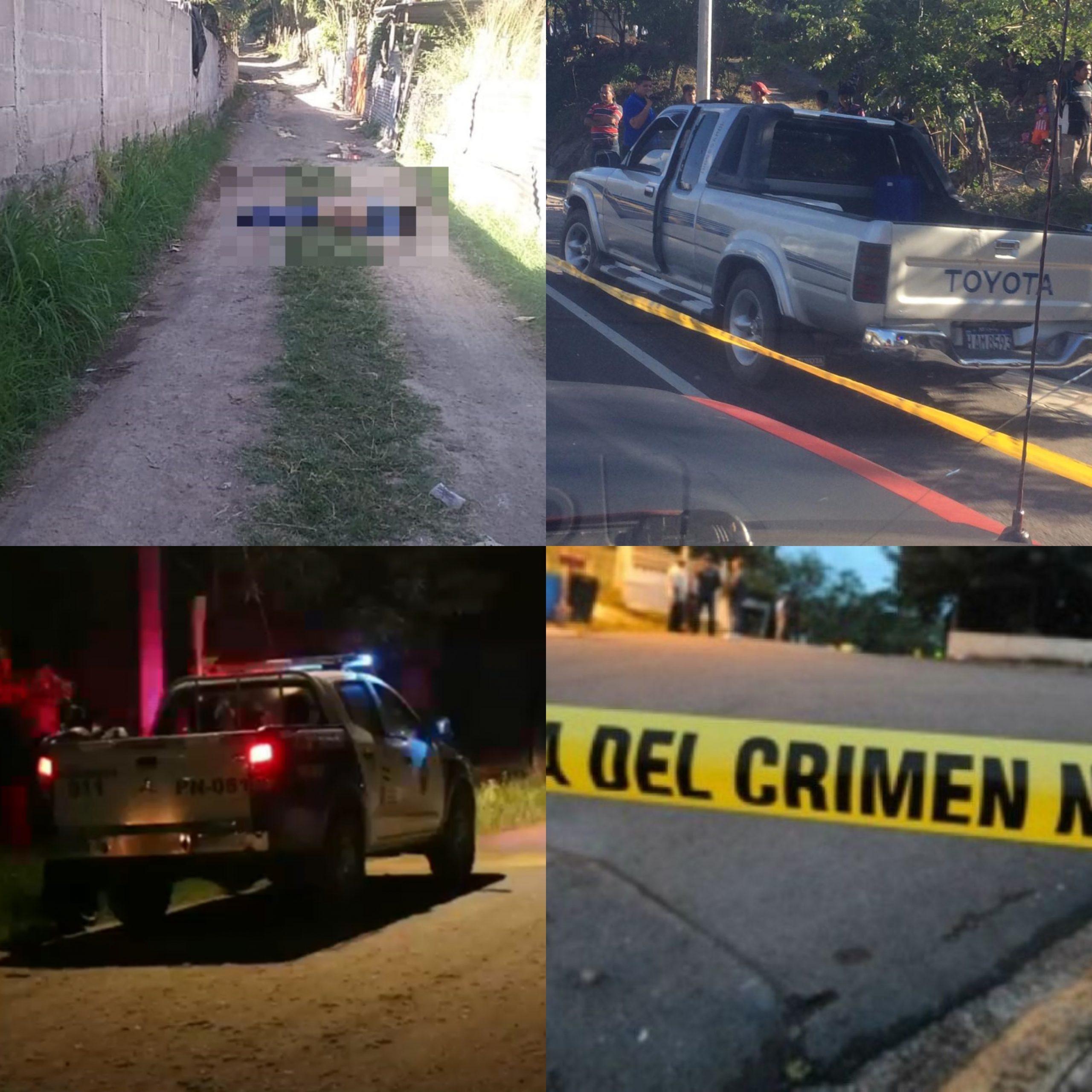 Viernes negro en Honduras se torna violento